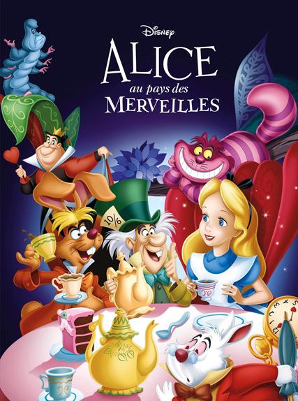 #21 - Alice au pays des merveilles (1951) : 3,8 sur 5