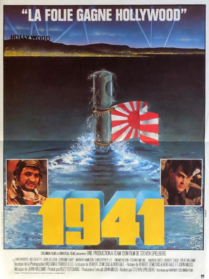 #32 - 1941 (1979) : 3 sur 5