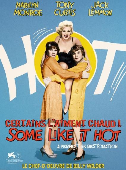 N°13 - Certains l'aiment chaud