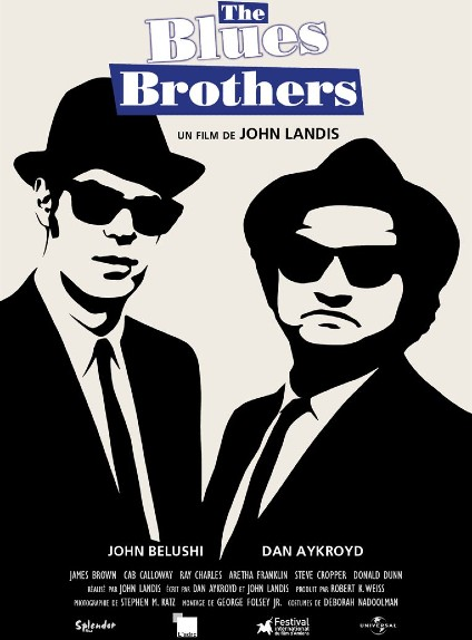 N°20 - The Blues Brothers