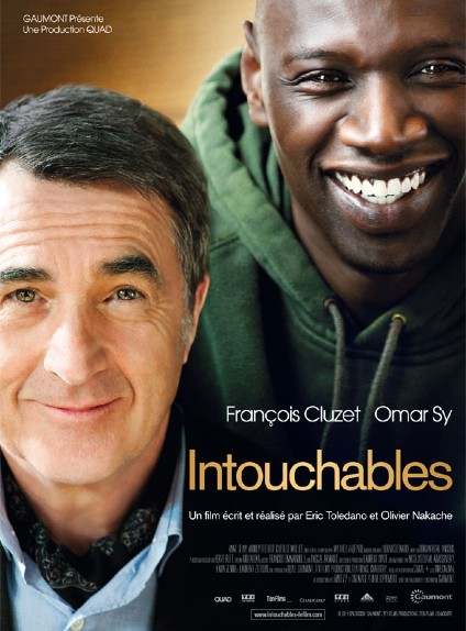 N°1 - Intouchables
