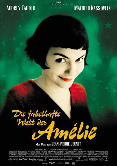 Amélie Poulain... En Allemagne
