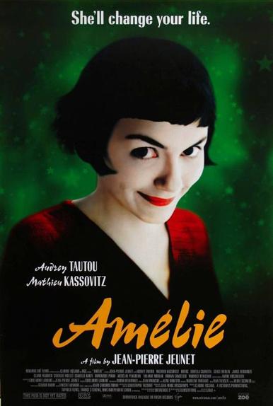 Amélie Poulain... Aux Etats-Unis
