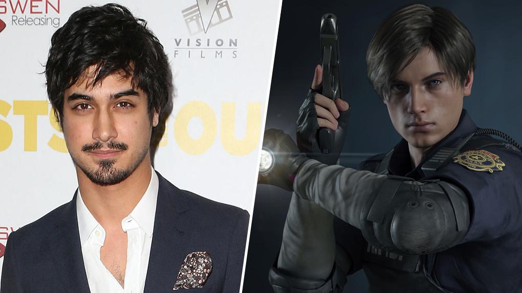 Resident Evil Decouvrez Le Casting Du Nouveau Film Adapte Du Jeu Video Culte Avan Jogia Sera Leon S Kennedy Allocine