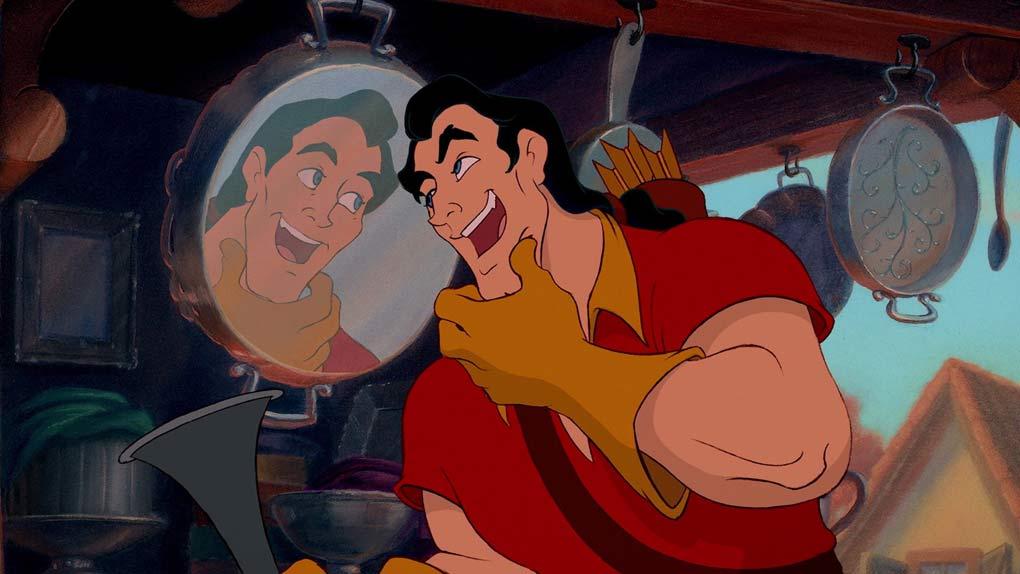 N°10 - Gaston (La Belle et la Bête)
