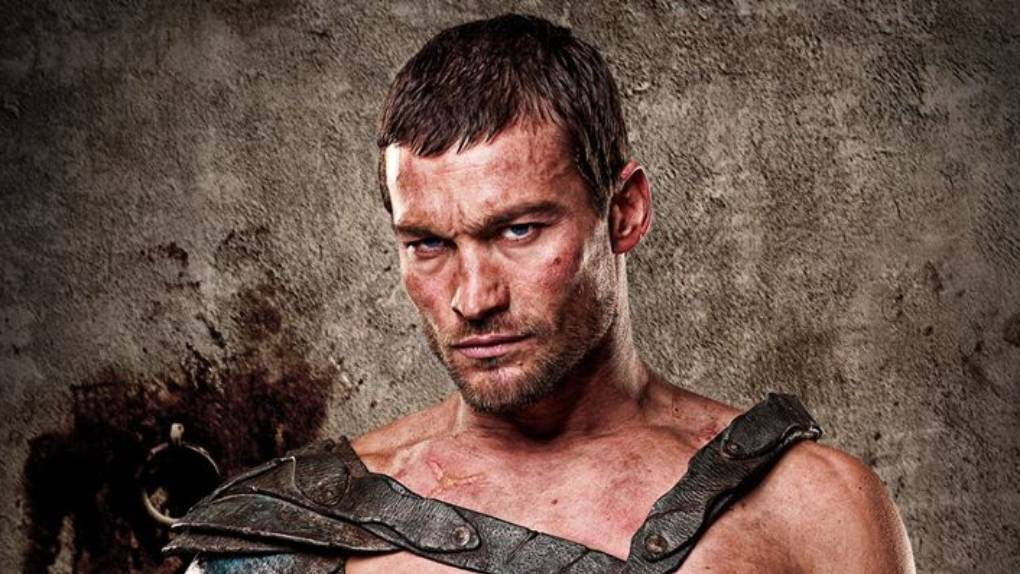 Andy Whitfield (Spartacus)