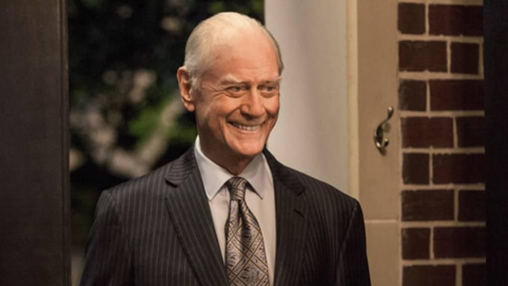 Larry Hagman (Dallas)