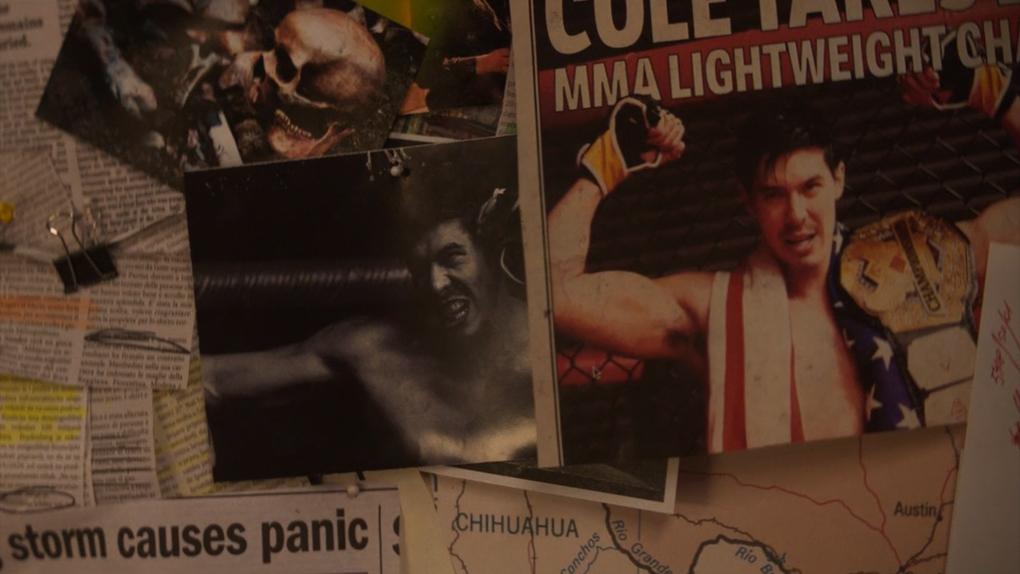 Eddie Tobias, l'ex champion de MMA