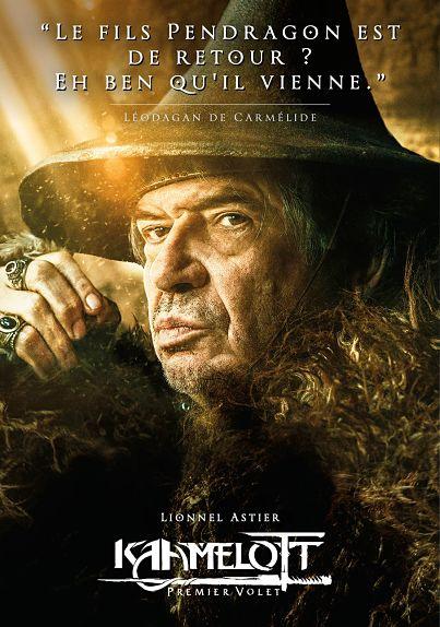 Leodagan (Lionnel Astier)