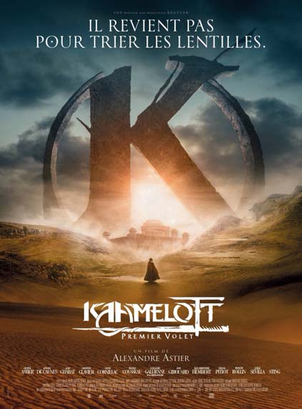 Affiche de Kaamelott - Premier Volet