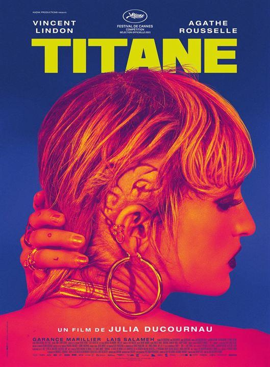 Palme d'Or 2021 - Titane