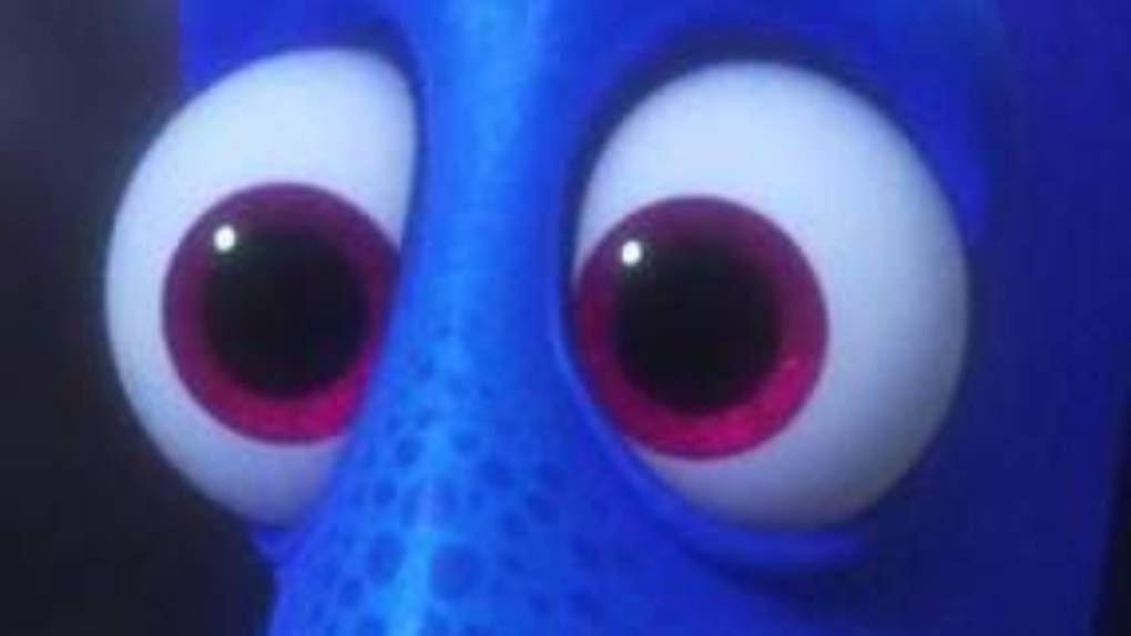 A quel personnage Pixar appartiennent ces yeux ?