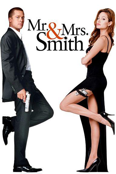 #7 - Mr & Mrs Smith (2005)