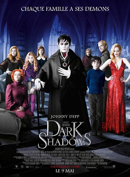 #13 - Dark Shadows (2012)