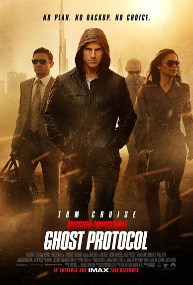 #10 - Mission : Impossible - Protocole fantôme (2011)