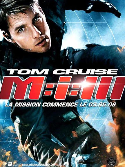 #14 - Mission : Impossible III (2006)
