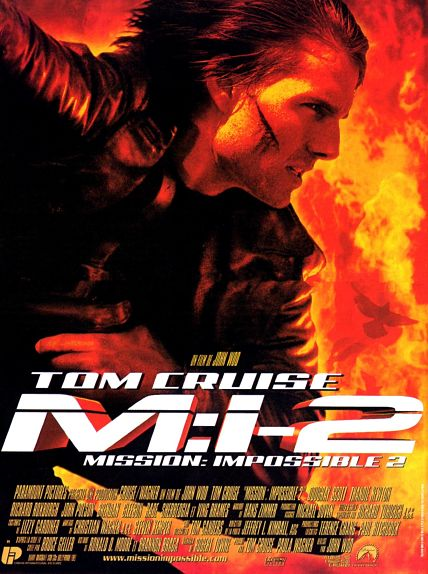 #2 - Mission : Impossible II (2000)
