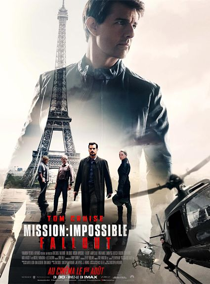 #5 - Mission : Impossible - Fallout (2018)