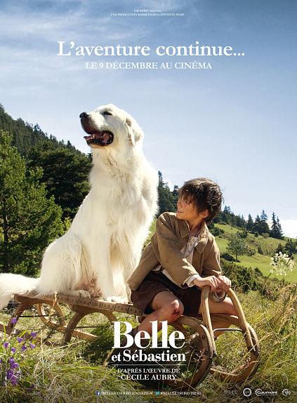#15 - Belle et Sébastien, l'aventure continue (2015)