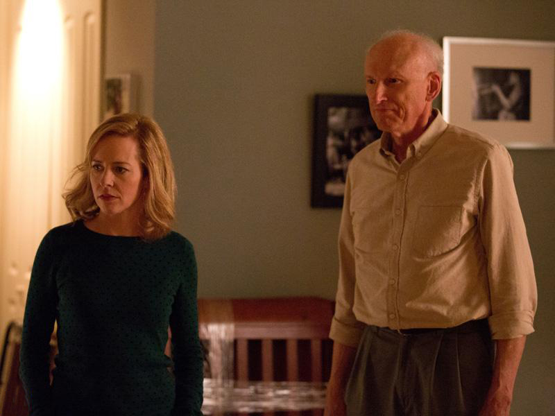 Photo Amy Hargreaves, James Rebhorn