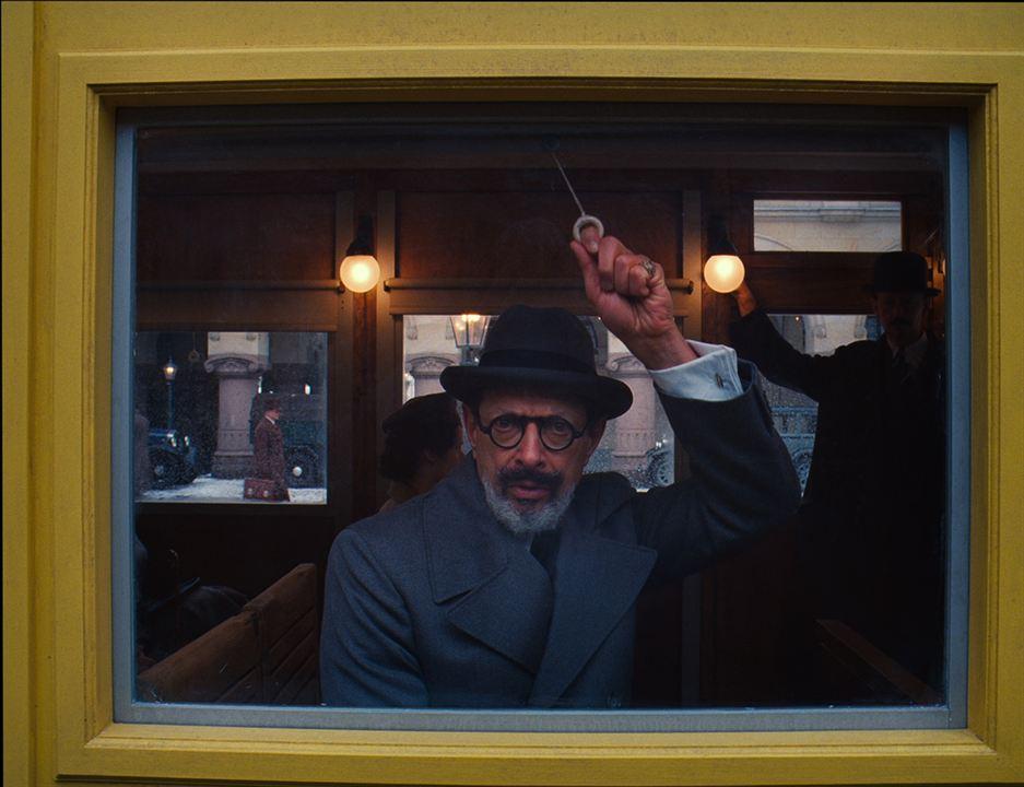 The Grand Budapest Hotel: Jeff Goldblum
