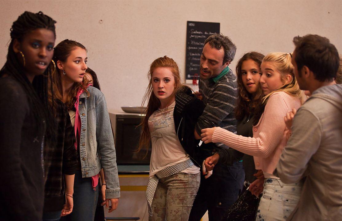 Photo Alba Gaia Bellugi, Claire Bouanich, Jisca Kalvanda, Maryne Cayon, Yannick Choirat