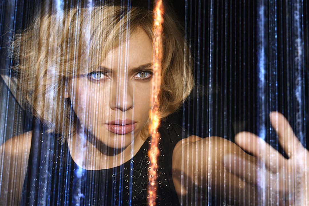 Lucy: Scarlett Johansson