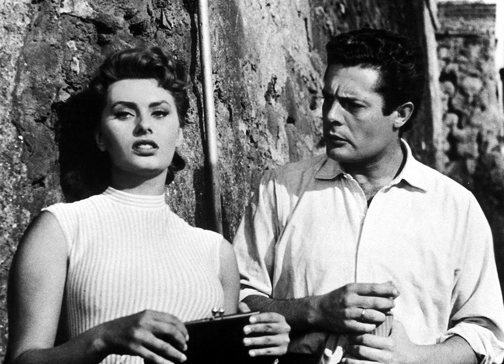 Dommage que tu sois une canaille: Marcello Mastroianni, Sophia Loren