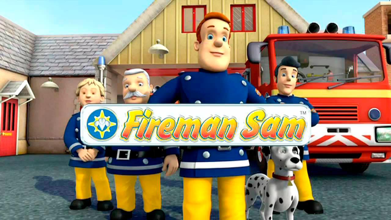 Sam le pompier : Photo