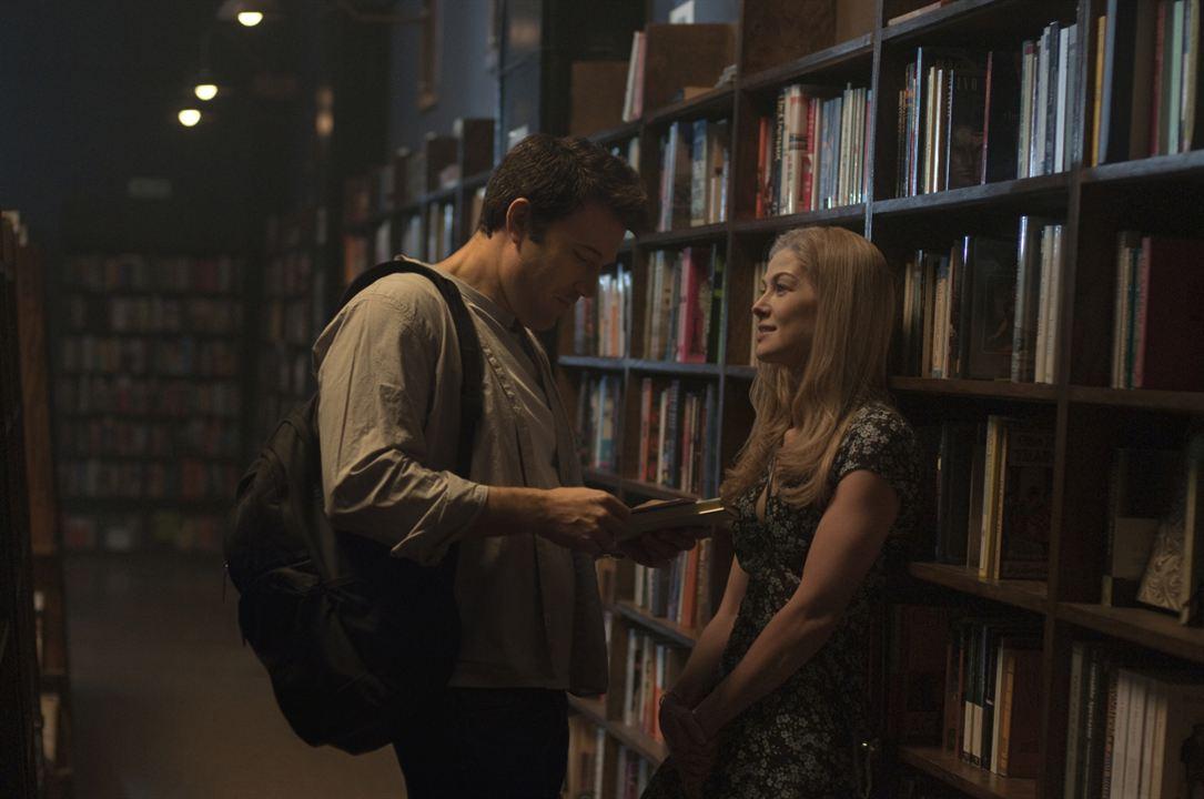 Gone Girl: Ben Affleck, Rosamund Pike