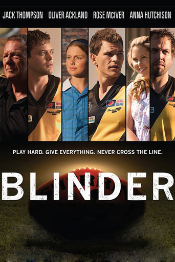 Blinder : Affiche