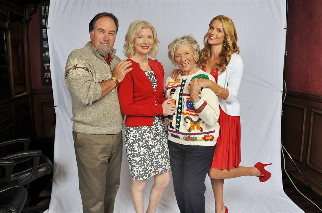 La Liste de Noël : Photo Beth Broderick, Ellen Hollman, Marion Ross, Richard Karn