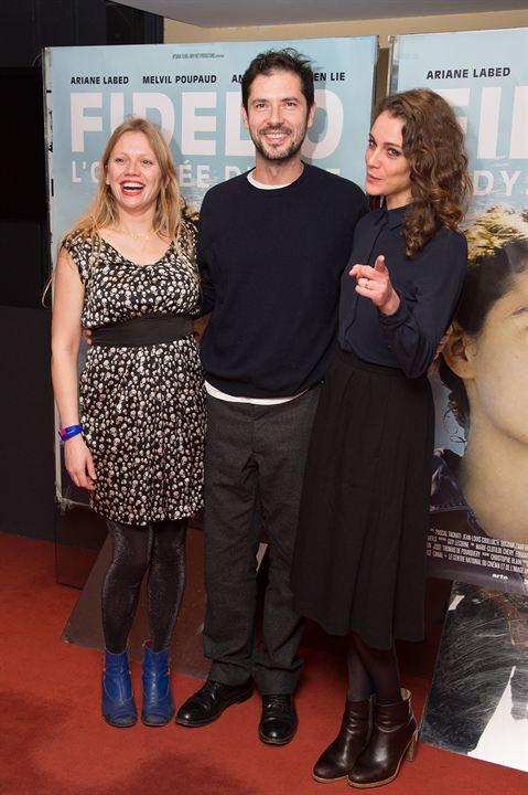 Fidelio, l'odyssée d'Alice : Photo promotionnelle Ariane Labed, Lucie Borleteau, Melvil Poupaud