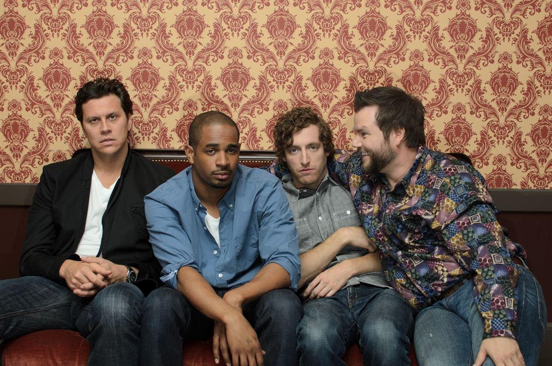 Someone Marry Barry : Photo Damon Wayans Jr., Hayes MacArthur, Thomas Middleditch, Tyler Labine