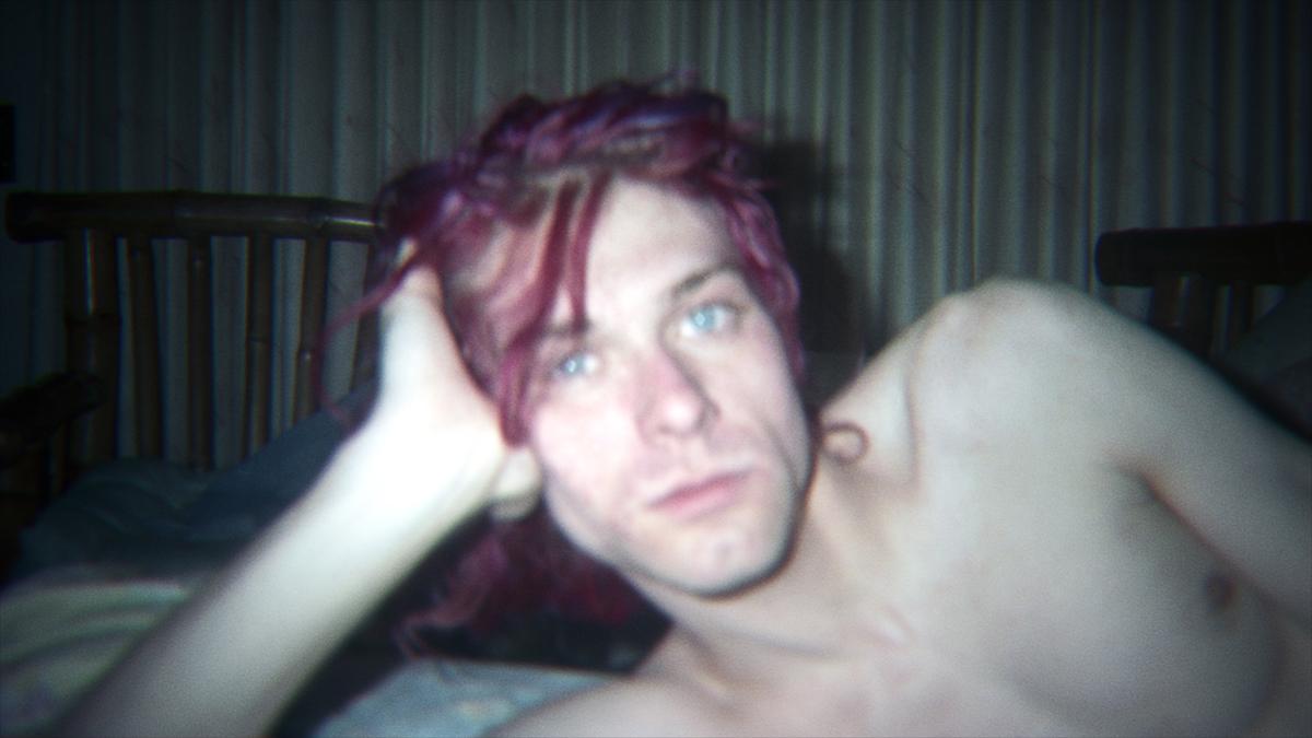 Kurt Cobain: Montage of Heck: Kurt Cobain