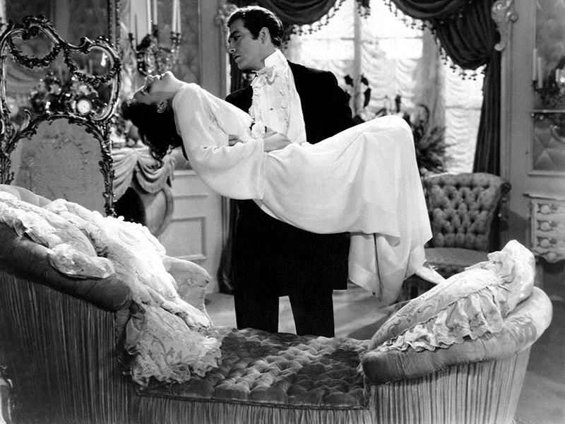 Le Roman de Marguerite Gautier: Greta Garbo, Robert Taylor