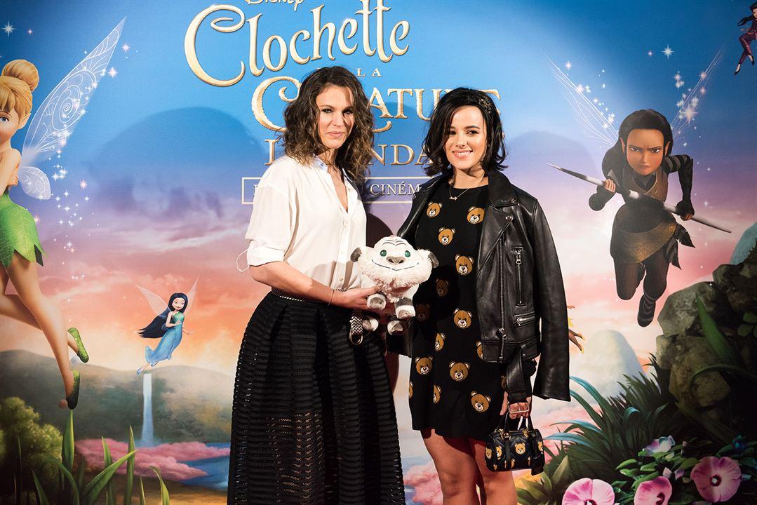 Clochette et la créature légendaire:  Alizée, Lorie Pester