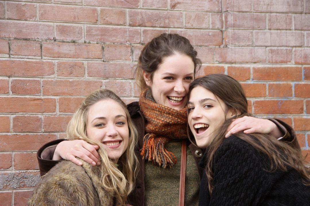 La Vie devant elles : Photo Alma Jodorowsky, Lilly-Fleur Pointeaux, Stéphane Caillard