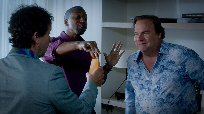 Photo Jaleel White, Kevin Farley, Pauly Shore
