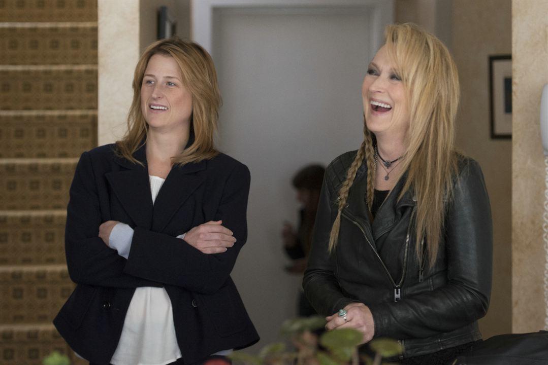 Ricki and the Flash: Meryl Streep, Mamie Gummer