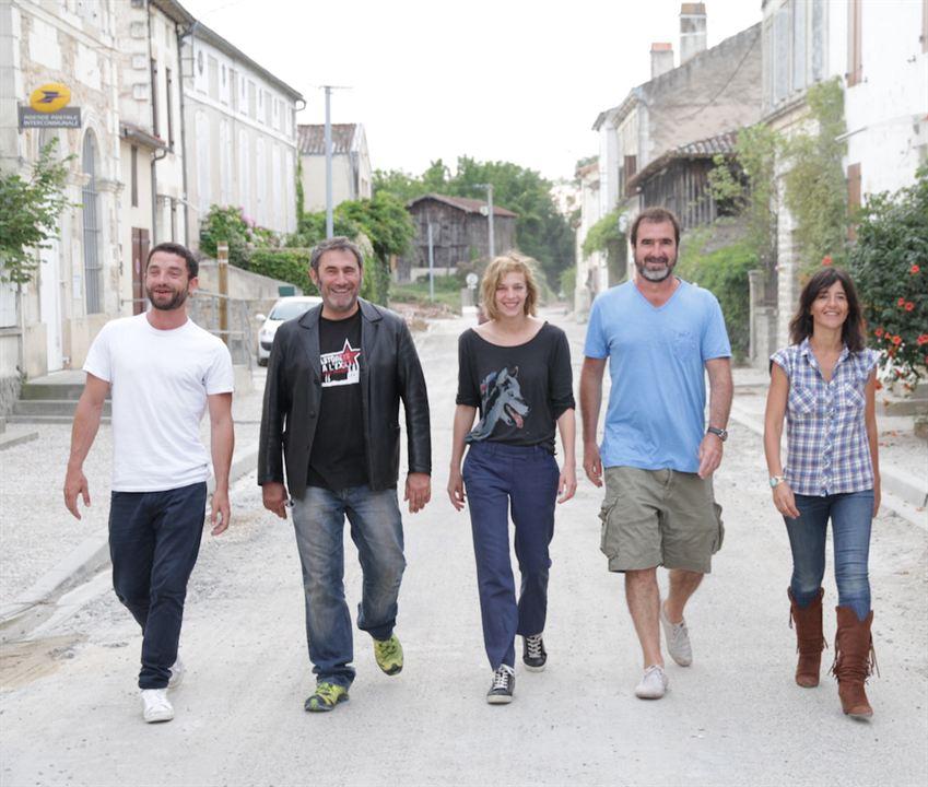 Les Rois du monde: Eric Cantona, Romane Bohringer, Céline Sallette, Sergi López, Guillaume Gouix