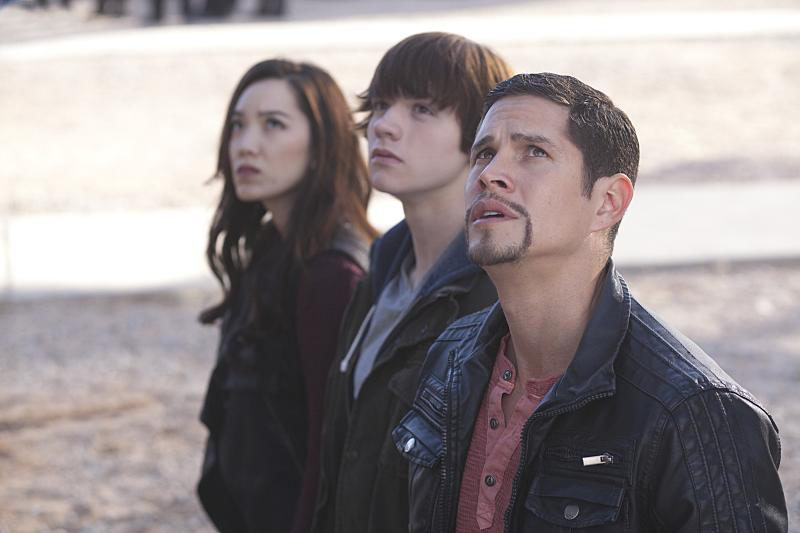 Photo JD Pardo, Jessika Van, Joel Courtney
