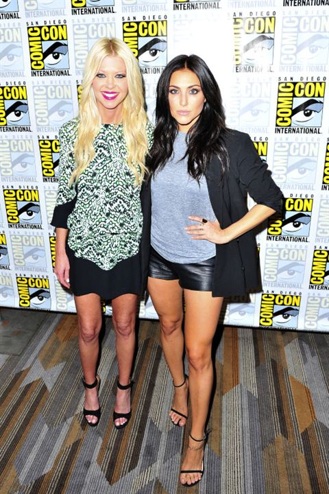 Sharknado 3: Oh Hell No! : Photo promotionnelle Cassie Scerbo, Tara Reid