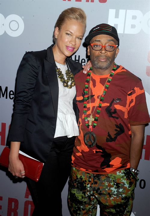 Show Me A Hero : Photo promotionnelle Spike Lee, Tonya Lewis Lee