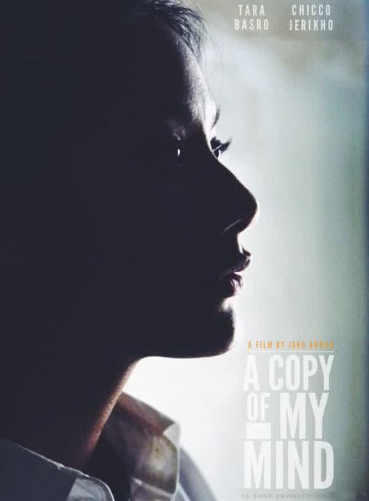 A Copy of my mind : Affiche