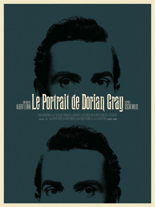 Le Portrait de Dorian Gray : Affiche