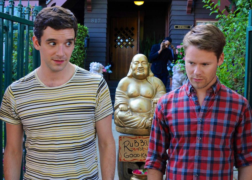 Such Good People : Photo Michael Urie, Randy Harrison