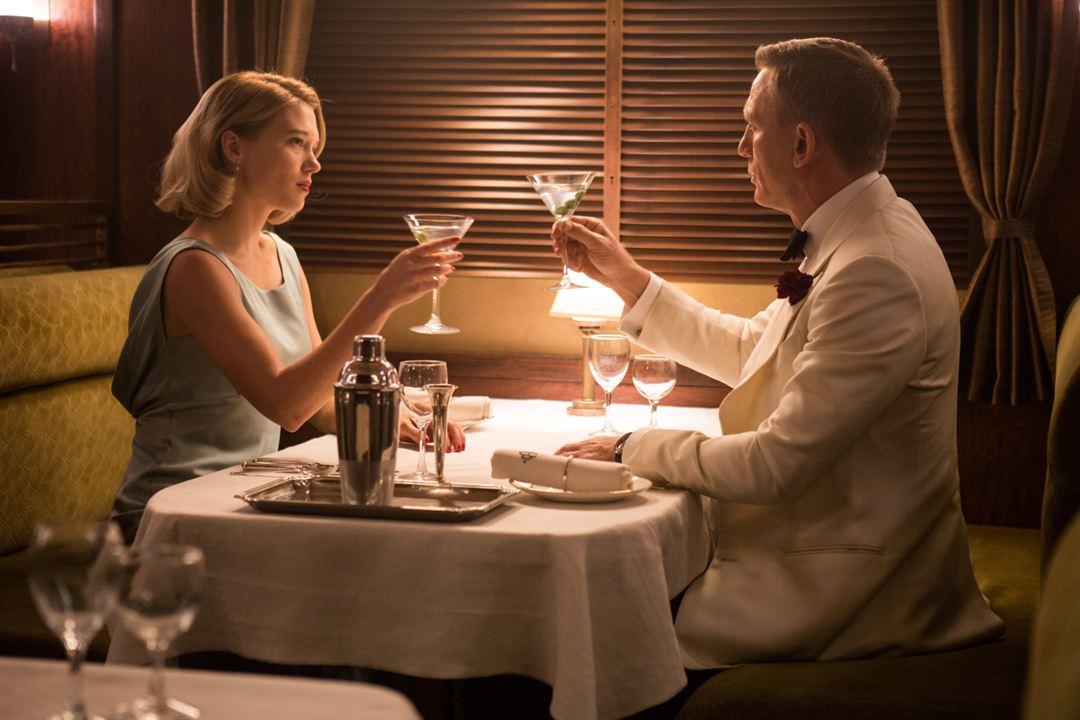 007 Spectre: Léa Seydoux, Daniel Craig