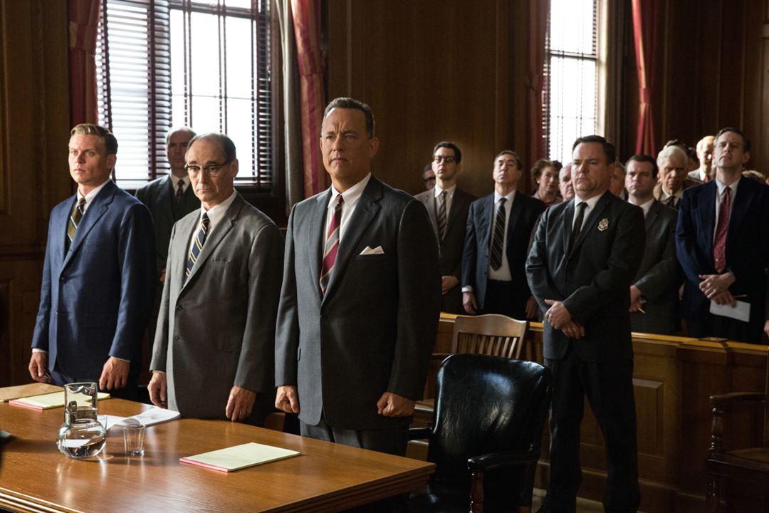 Le Pont des Espions : Photo Billy Magnussen, Mark Rylance, Tom Hanks