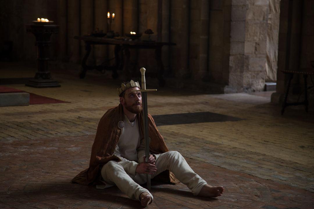 Macbeth: Michael Fassbender